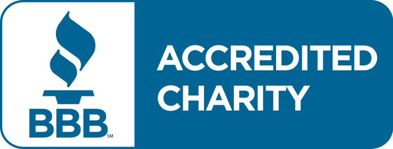 Better Business Bureau accredited charity