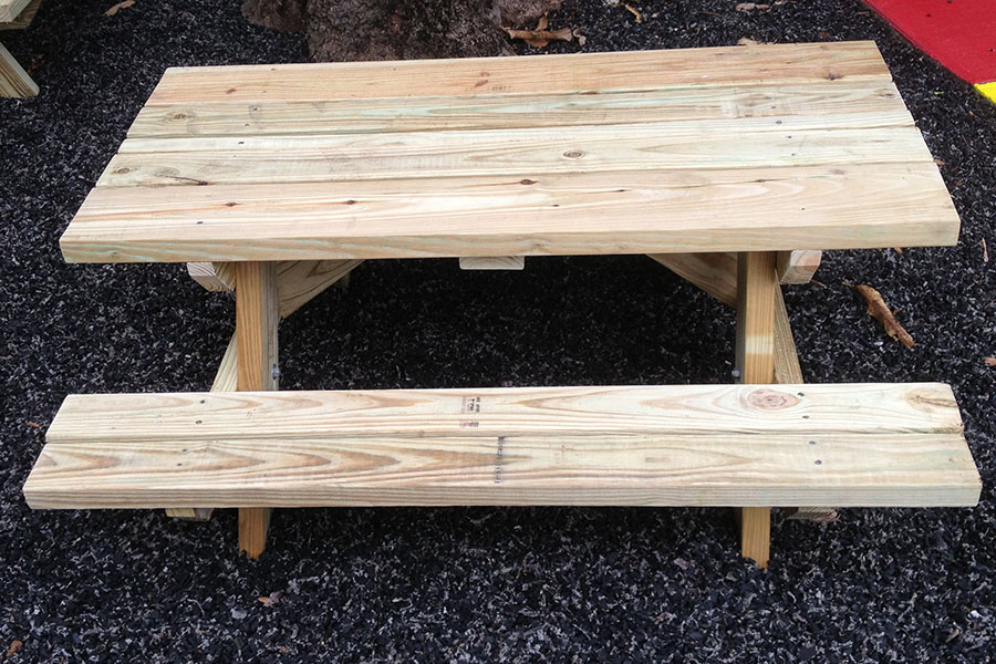 Child Picnic Table 1