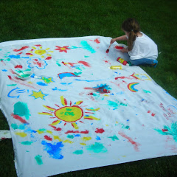 Giant Artwork Sheets