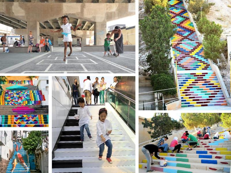 Bronx Steps 2 Health: Pathway of Play