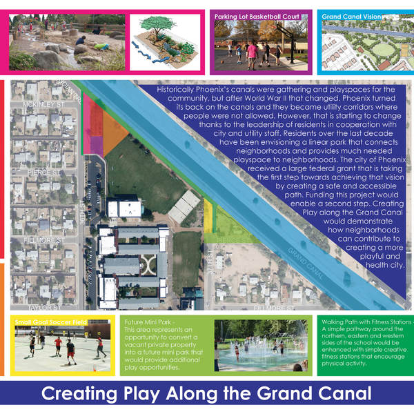 Creating Play Along the Grand Canal
