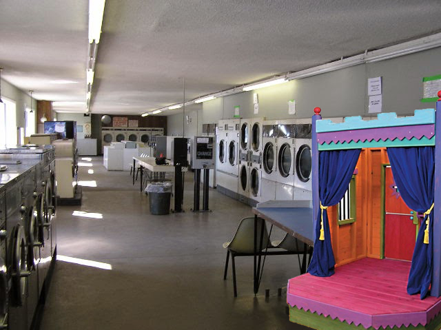 Laundromat Theater