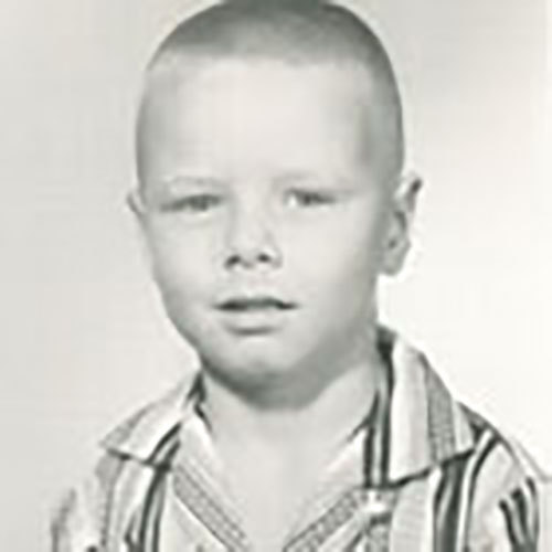 Bruce Bowman kid photo