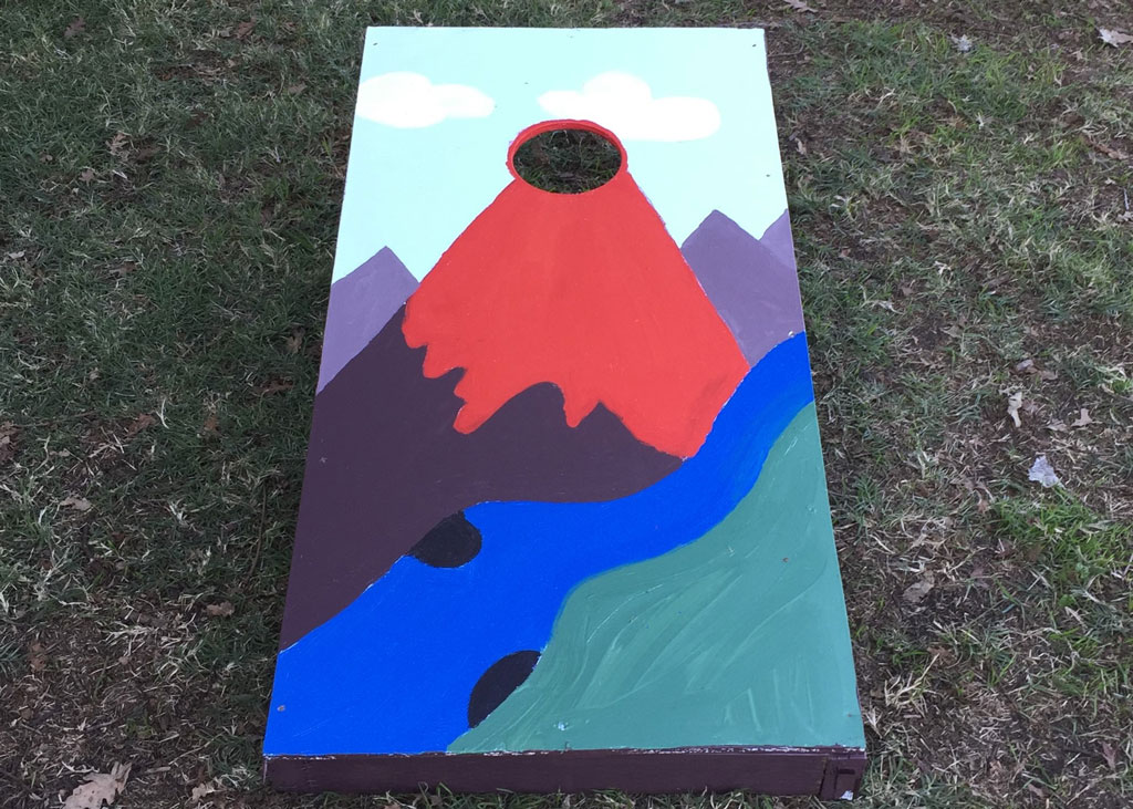 Bean Bag Toss 4