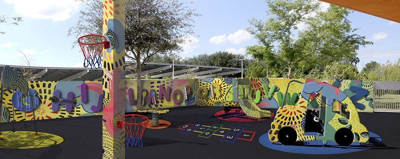 Miami Young at Art Museum PlaySpace