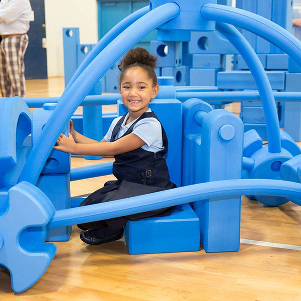 Imagination Playground - In the playspace 1